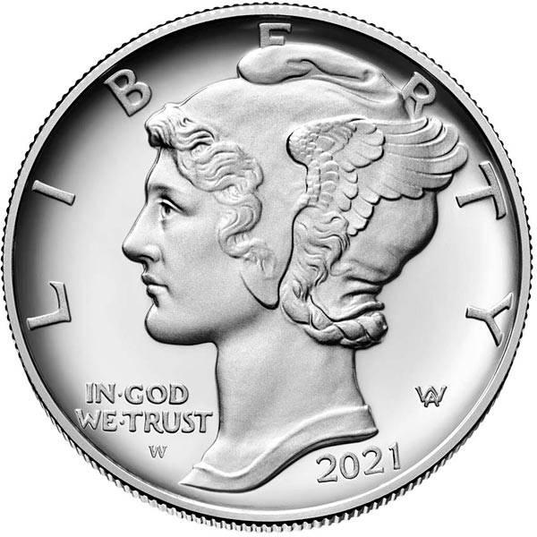 25 Dollars USA Palladium American Eagle 2021
