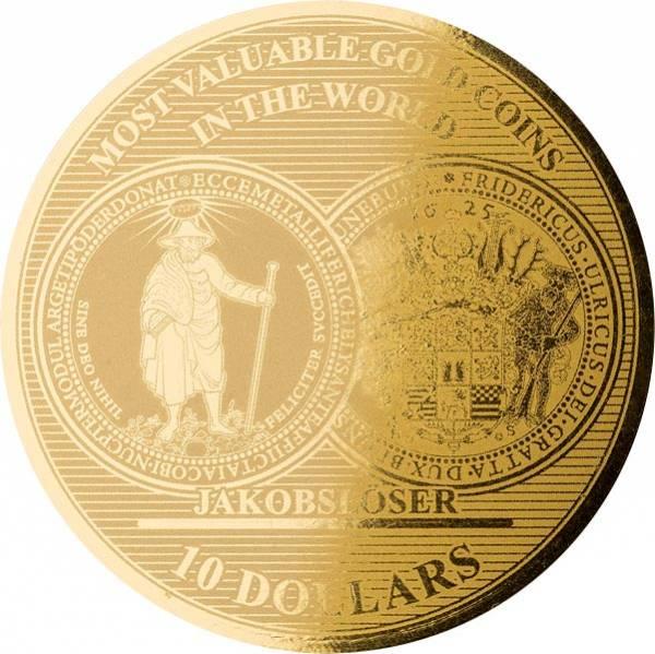 10 Dollars Salomonen Jakobslöser 2018