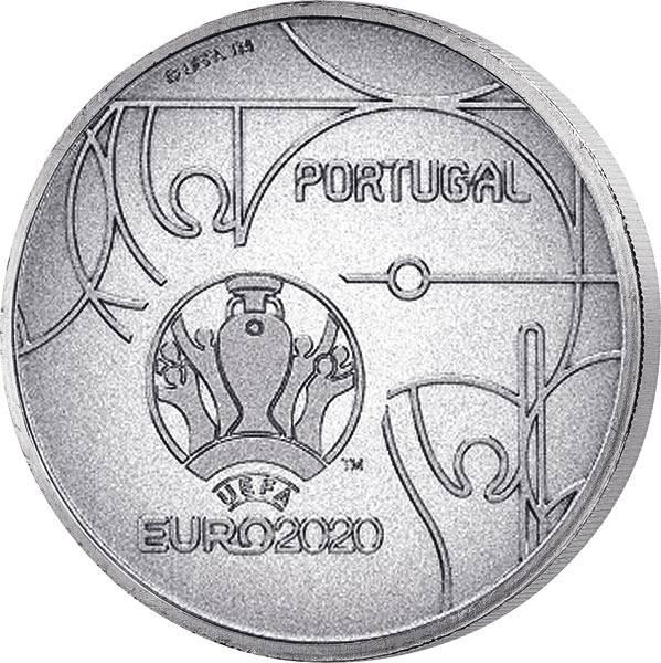 1,5 Euro Portugal UEFA Euro 2020