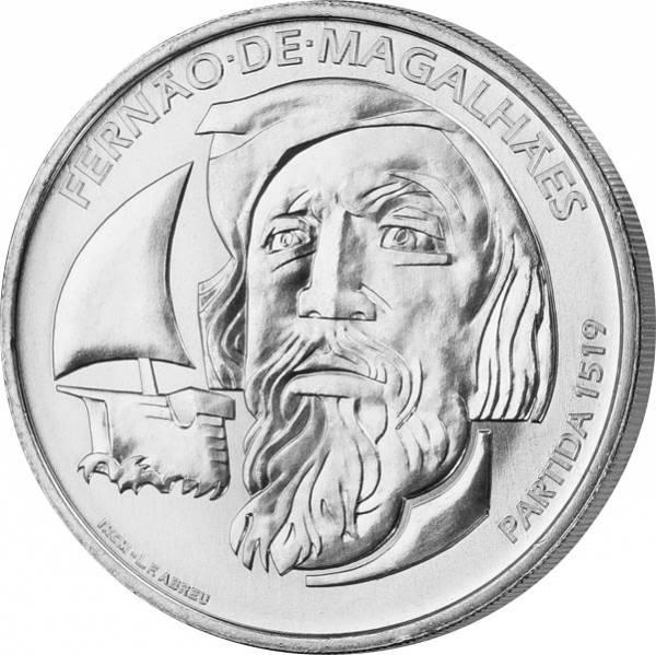 7,5 Euro Portugal Ferdinand Magellan 2019