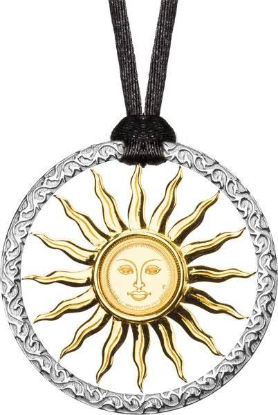 10 Dollars Barbados Symbols of Life Sonne 2019