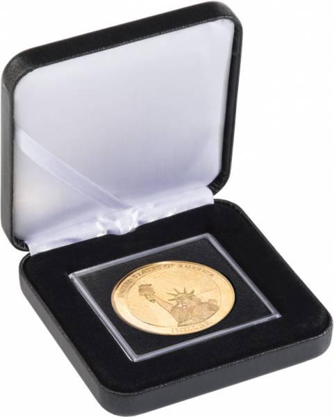 Münzetui NOBILE für 1 QUADRUM-Münzkapsel
