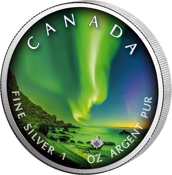5 Dollars Kanada Maple Leaf Whitehorse Twon 2020