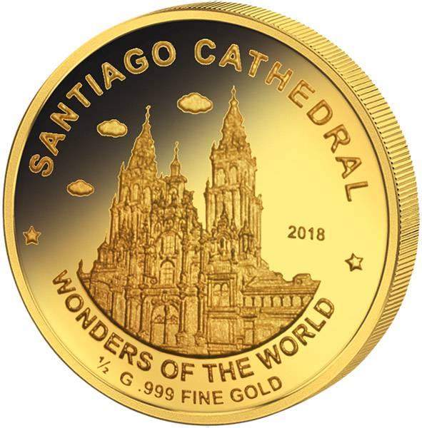 100 Francs Niger Compostela 2018
