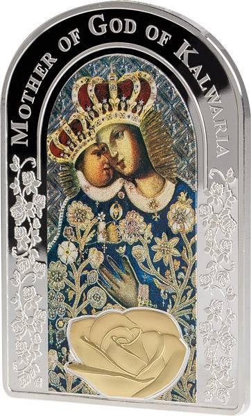 2 Dollars Tokelau Madonna von Calvary 2017