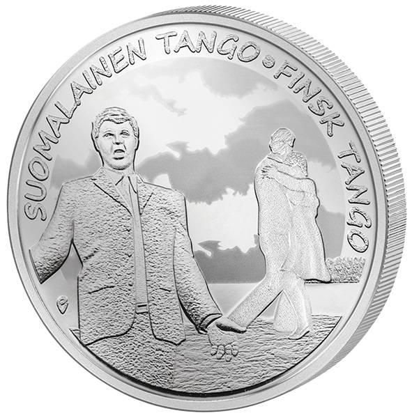 10 Euro Finnland Finnischer Tango 2017