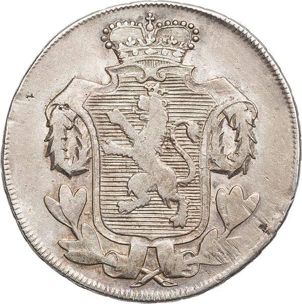 1/6 Taler Hessen-Kassel Landgraf Wilhelm IX 1786 - 1803
