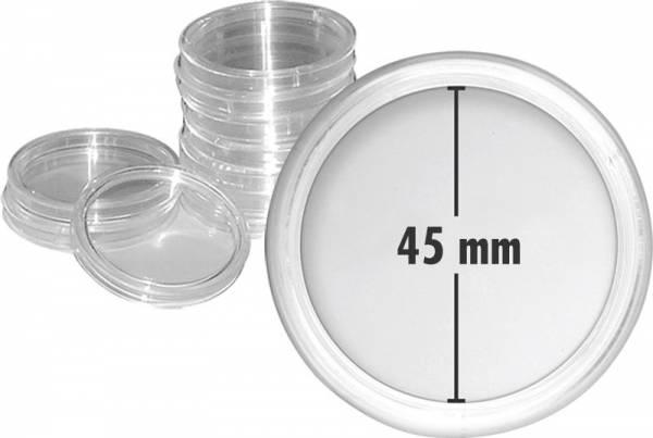 Münzkapseln Innendurchmesser 45 mm