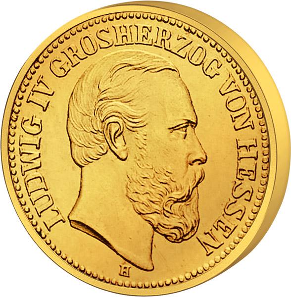 Goldmark Münzen Des Deutschen Kaiserreichs Sicher Kaufen Reppade