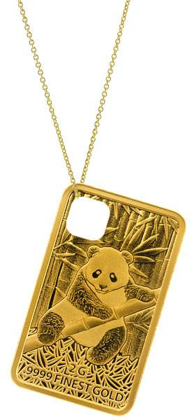 10 Dollars Salomonen Jewelry Investment Panda 2017