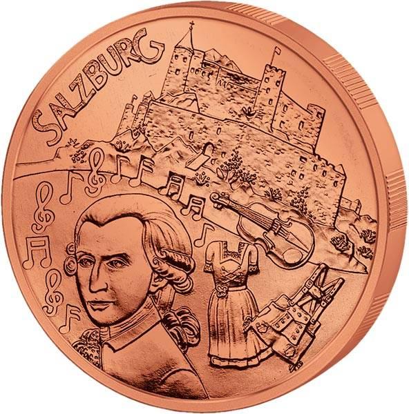 10 Euro Österreich Salzburg 2014