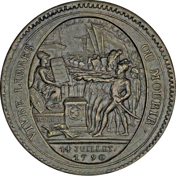 5 Sols Frankreich Französische Revolution 1792