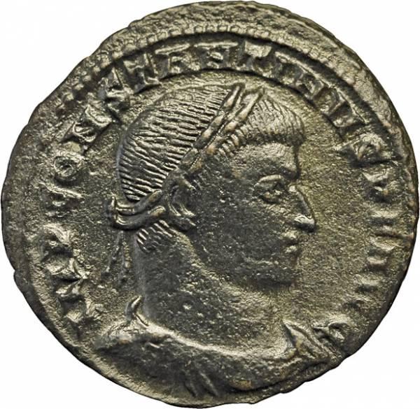 Mittelfollis Rom Kaiser Constantius I. 307-337 v.Chr.   sehr schön