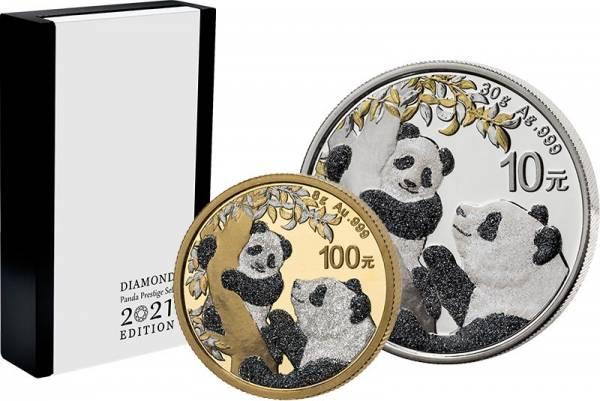 Panda Diamond Edition Prestige Set 2021