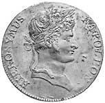 Ausbeute-Konventionstaler Hieronymus Napoleon 1811 Vorzüglich