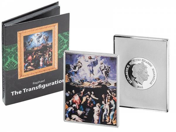 1/2 Dollar Salomonen Raffael Transfiguration 2018