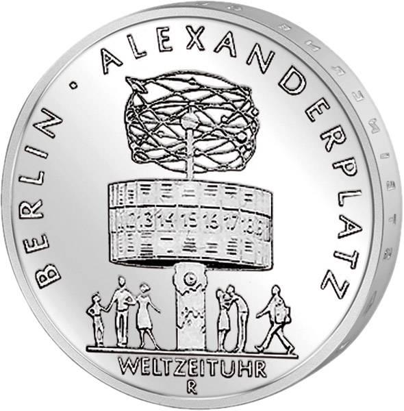 5 Mark Berlin Alexanderplatz
