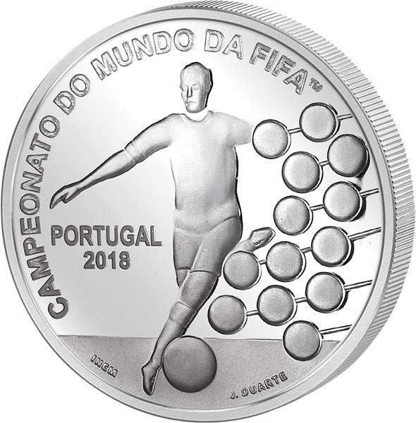 2,5 Euro Portugal FIFA Fußball-WM 2018