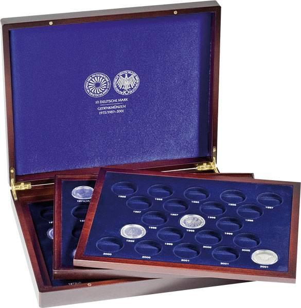 Münzkassette für 61 x 10 Euro Münzen