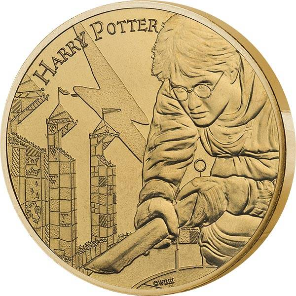 250 Euro Frankreich Harry Potter - Quidditch 2021