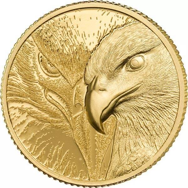 1.000 Togrog Mongolei Adler 2020