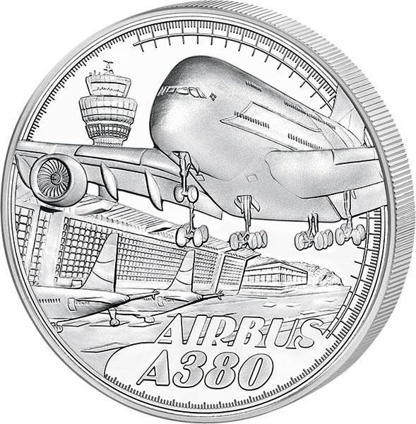 20 Euro Österreich Dem Himmel entgegen Reise über den Wolken 2020