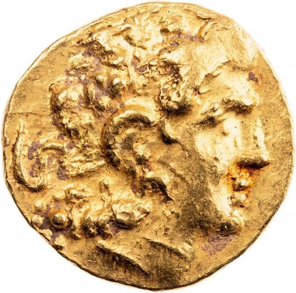 Goldstater Thrakien König Lysimachos 323-281 v. Chr.