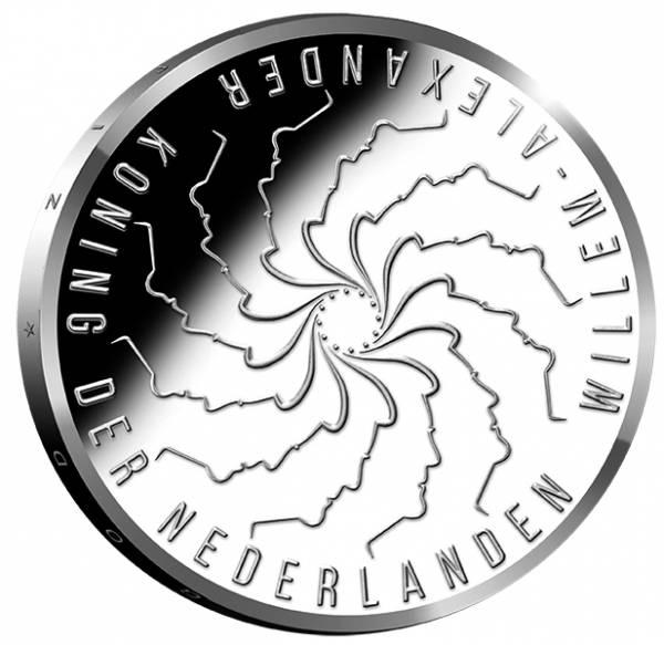 5 Euro Niederlande Fanny Blankers-Koen 2018