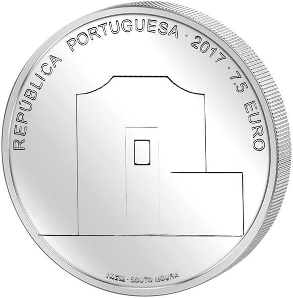 7,5 Euro Portugal Alvaro Siza 2017