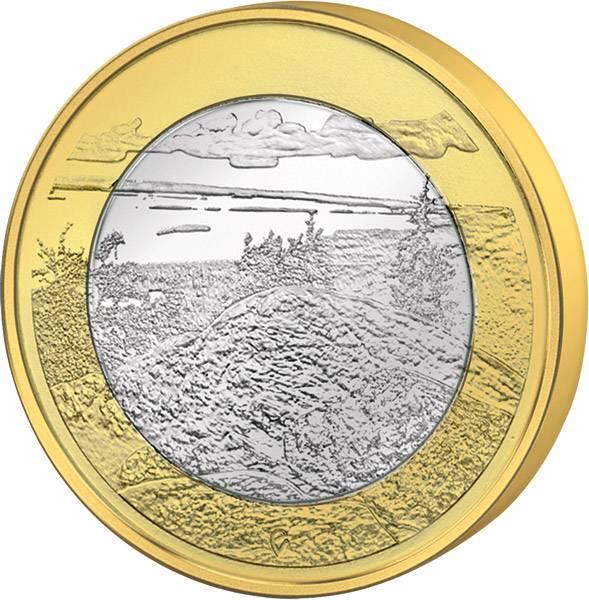 5 Euro Finnland Koli Nationalpark 2018