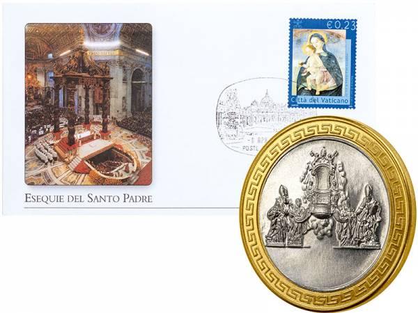 Set - Die Beisetzung des Papstes Johannes Paul II.