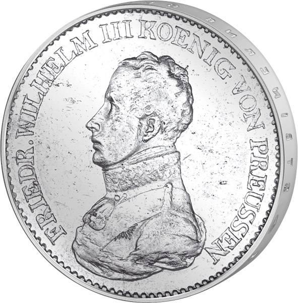 Taler Preußen König Friedrich Wilhelm III. 1818-1822 sehr schön
