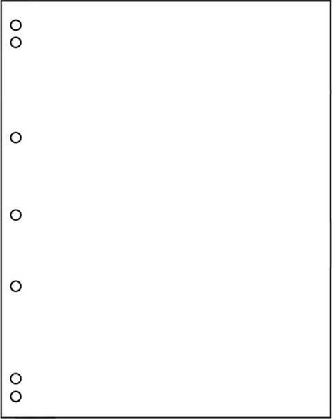 Zwischenhüllenr in weiß