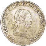 1/2 Taler Hessen-Kassel Landgraf Wilhelm IX. 1789 Sehr schön