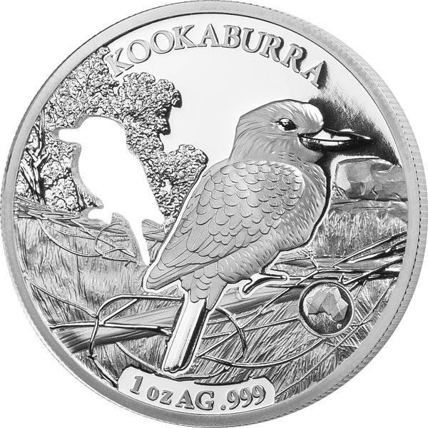 5 Dollars Salomonen Kookaburra 2019