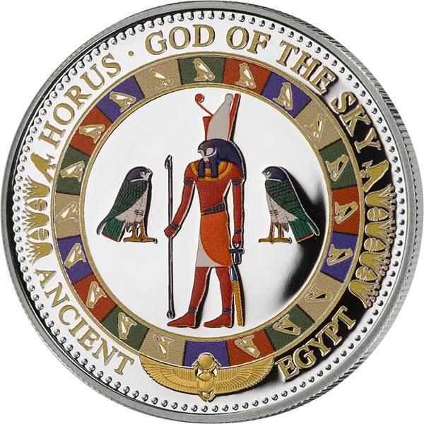 2 Dollars Salomonen Horus 2015