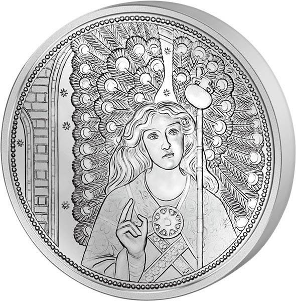 10 Euro Österreich Himmlische Boten Heilungsengel Raphael 2018