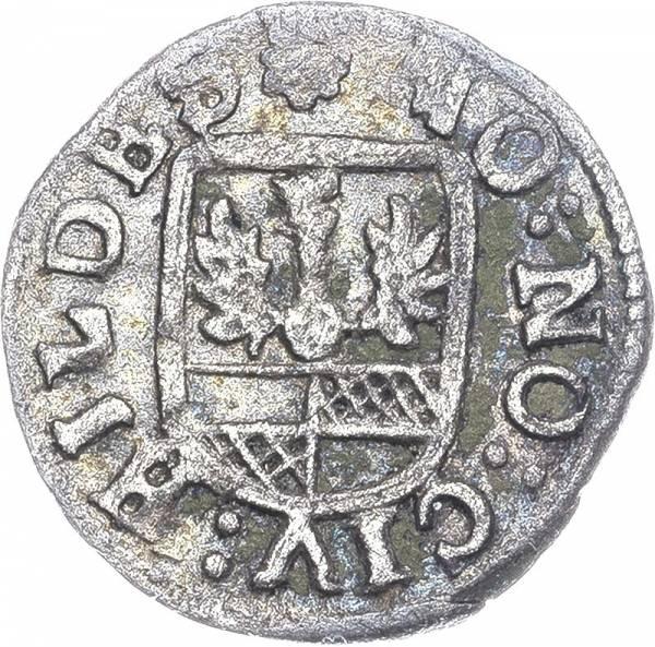 4 Gute Pfennig Hildesheim 1675 - 1680
