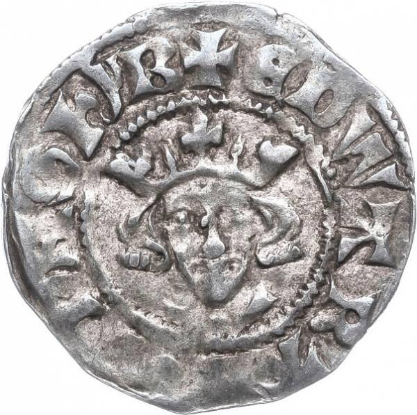 Penny England König Edward I. 1272-1307