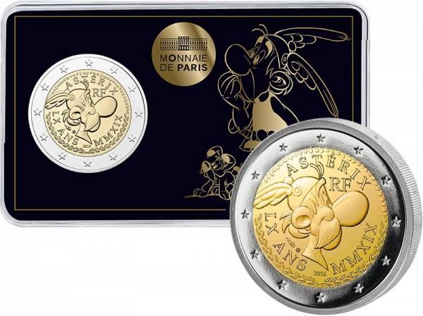 2 Euro Frankreich 60 Jahre Asterix 2019