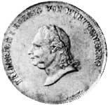 Taler Kronentaler Friedrich I. 1810 Sehr schön