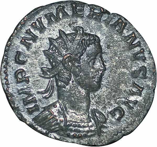 Antoninian Rom Numerianus 282-284 n.Chr. ss-vz