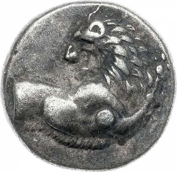 Triobol Thrakien Thrakischer Chersonesos 400-350