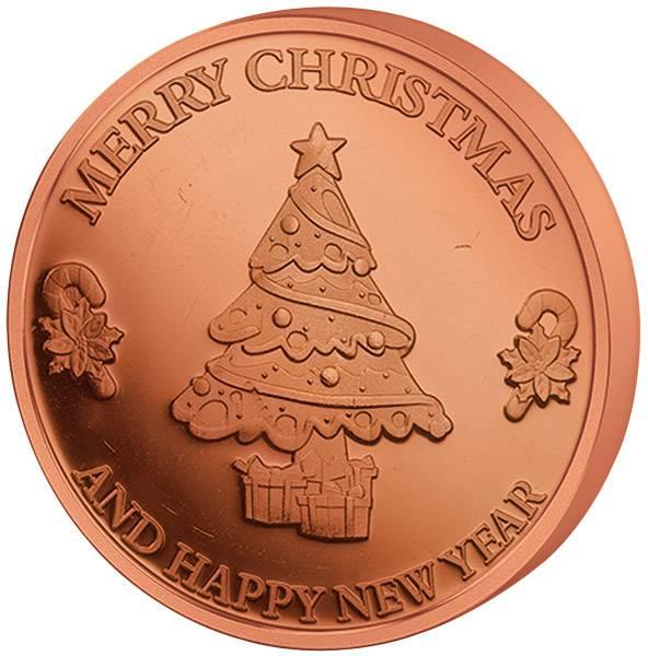 1 Unze Gedenkprägung Weihnachten
