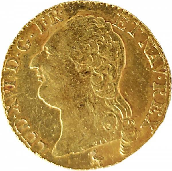 Frankreich Louis d'or Louis XVI. 1774-92