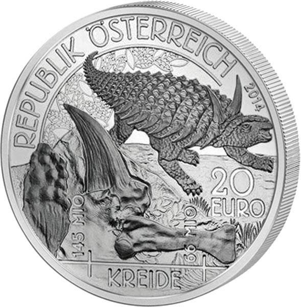 20 Euro Österreich Kreide Leben auf dem Land 2014