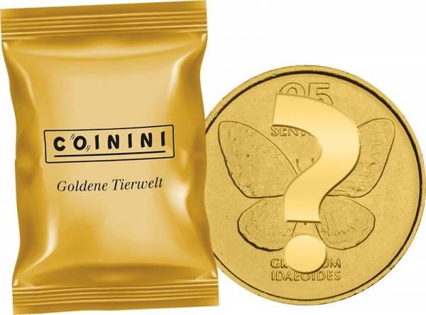 Coinini Goldene Tierwelt nach Wahl