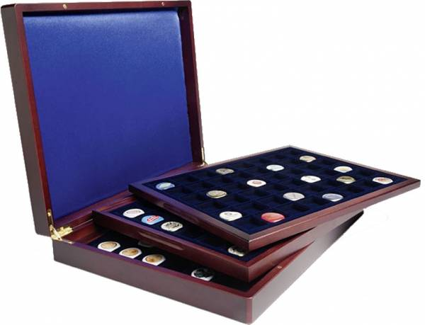 Münzkassette für 48x 30mm Münze