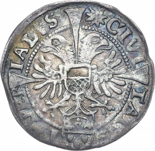 1/16 Taler Lübeck Freie und Hansestadt 1623 - 1683