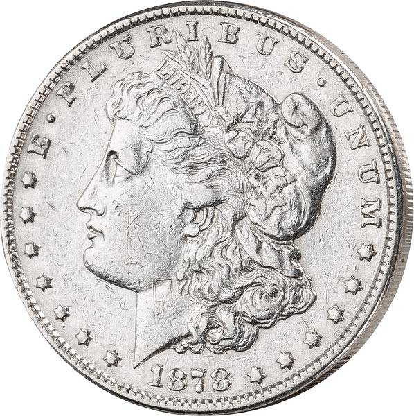 1 Dollar USA Morgan Dollar 1878-1921
